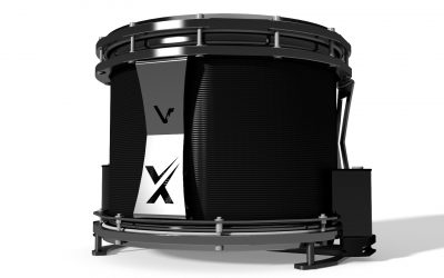 Vancore launched new UFX Series Tenors and Snaredrums